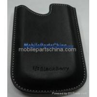 Buy cheap original blackberry 8300 8310 8320 leather case bb-ac-62 from wholesalers