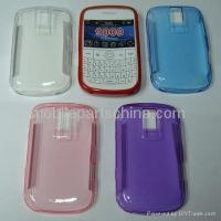 Buy cheap clearly transparence tpu case for blackberry bold 9000 from wholesalers