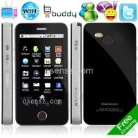 Free Shipping Dual SIM Smart phone Star A3000 with Android 2.2 GPS WIFI TV Manufactures