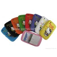 China Hello Kitty Silicone Case Cover for Blackberry Curve 8520 9700 on sale