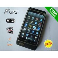 Free shipping Star N8 GPS Dual SIM Quad Band 3.5INCH Touch Screen WIFI JAVA TV Manufactures