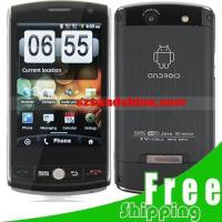 Buy cheap Free Shipping F602 Android 2.2 Smart Cell Phone WIFI TV GPS Dual SIM mobile from wholesalers