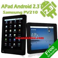 Buy cheap A816 8 Inch Android 2.3 S5PV210 RAM 512MB DDR2 1.2GHZ Tablet pc Flash 10.2 from wholesalers