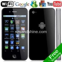 Buy cheap New Unlocked Android 2.2 WIFI TV AGPS Smart Phone H2000 from wholesalers