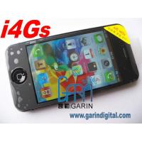 iPhone 4 i4GS WIFI 3.5 inch HVGA screen Dual SIM Cell Phone with Compass Manufactures