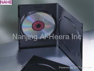 Quality CD & DVD CASE 9mm DVD Case for sale