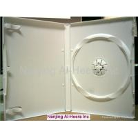 CD & DVD CASE 14mm White DVD CASE Manufactures