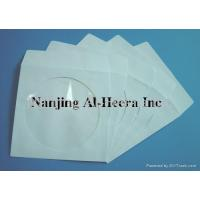 Quality CD Sleeves White Paper CD Sleeves for sale