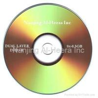 Buy cheap Dual Layer DVDR Dual Layer DVDR from wholesalers