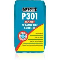 P301 Rapid Set Tile Adhesive Manufactures