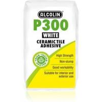 P300 White Tile Adhesive Manufactures