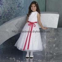collection of flower girl dress F-07 Manufactures