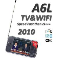 Wholesale 2010 New TV WiFi Cell Phone 3GS A6L