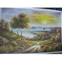 China Landscape oil painting Landscape oil painting on sale
