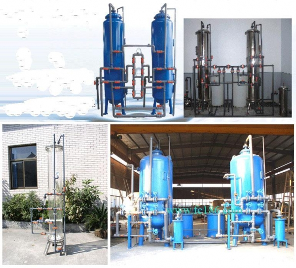 Quality Mixed-ion Exchanger (Mixed Bed) for sale