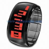 China ODM Pixel design LED Watch on sale