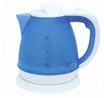 Quality Cordless electric kettle Art.NO.:SLB-B10 Blue for sale