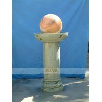 China marble carving-ball fountain on sale
