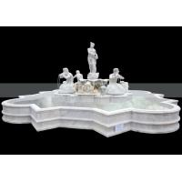 China MARBLE CARVING-FOUNTAIN on sale
