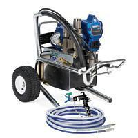 China FinishPro 390 Electric Powered Air-Assisted Paint Spray Unit on sale