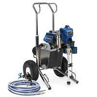 China FinishPro 395 Electric Powered Air-Assisted Paint Spray Unit on sale