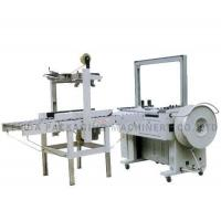 Automatic packer system is equal to automatic sealer adding automatic packer (enlacing machine/bundl Manufactures