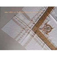 TJ-007 Pure wool exquisite embroidery kerchief Manufactures