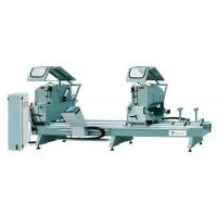 Buy cheap Double-head precision cutting saw CNC for aluminum win-door from wholesalers