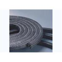 China TS202 Carbonized Fiber Impregnated with PTFE Braided Packing wholesale