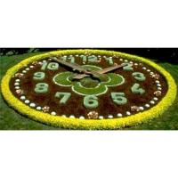 China SellFlower-bed clock; clock, flower clock, garden clock wholesale