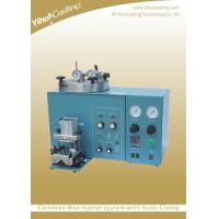 Common wax injector system with auto-clamp(MZ-JXS) Manufactures