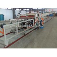 PE, PP plastic building templates production line Manufactures