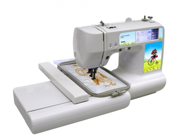 Quality Household Embroidery Machine WY900 for sale