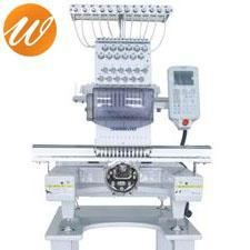 Quality One Head Embroidery Machine WY1201 for sale