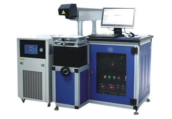 Quality High precision laser marking machine WY50LAT for sale