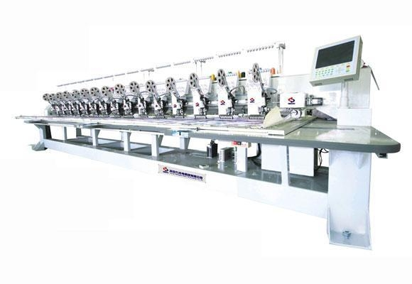 Quality Sequins Embroidery Machine WY915J for sale