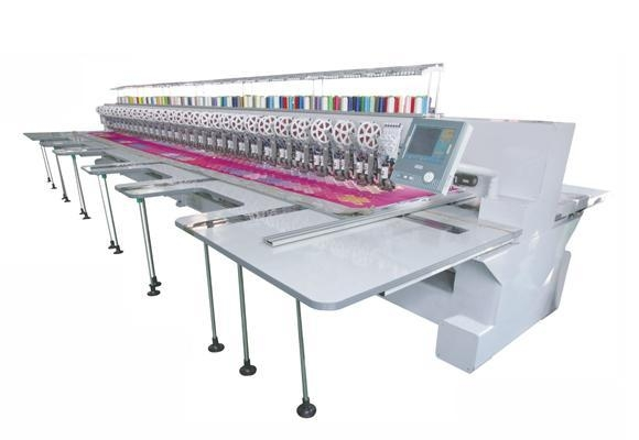 Quality Sequins Embroidery Machine WY630-2J for sale