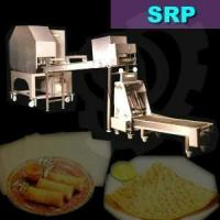 SRP Automatic Spring Roll And Samosa Pastry Sheet Machine Manufactures