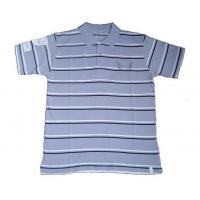 mens yarn-dyed stripe polo shirt 29 Manufactures
