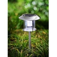 China TJ-S004 stainless steel Solar stainless steel lawn lightings on sale