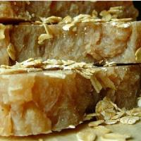 T01001 Oatmeal soap Manufactures