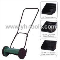 China 12 Inch Hand Push Lawn Mower on sale