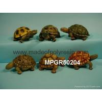 polyresin garden decoration turtle statue Manufactures