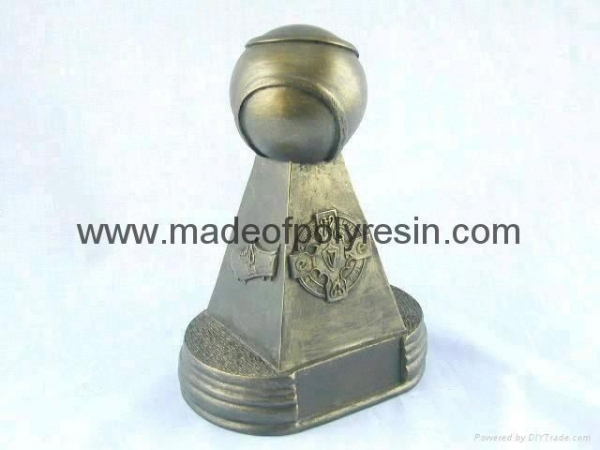 Quality Polystone crafts for trophey, polyresin trophey, sports trophey for sale