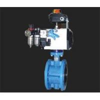 Pneumatic Flange Butterfly Valve Manufactures