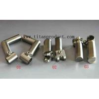 Buy cheap Titanium Bar end from wholesalers