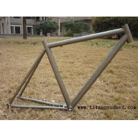 Buy cheap Titanium Road Frame from wholesalers