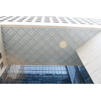 Quality fluorinated carbon curtain wall aluminum panel for sale