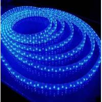 LED3-wire Flat Rope Light((RYZ-CH3x-F-220V) Manufactures
