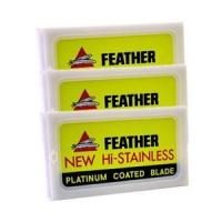 30 Feather Hi-Stainless Double Edged Razor Blades Manufactures